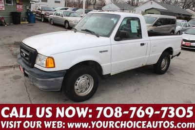 2005 Ford Ranger XL for sale VIN: 1FTYR10D55PA82808