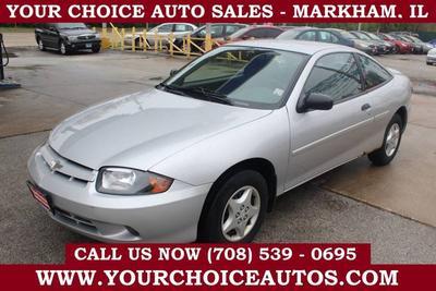 2004 Chevrolet Cavalier  for sale VIN: 1G1JC12F547263979