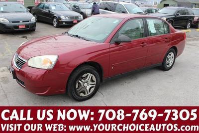 2006 Chevrolet Malibu LS for sale VIN: 1G1ZS51F96F251700