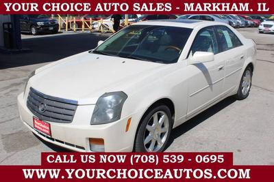 2005 Cadillac CTS  for sale VIN: 1G6DP567850148017