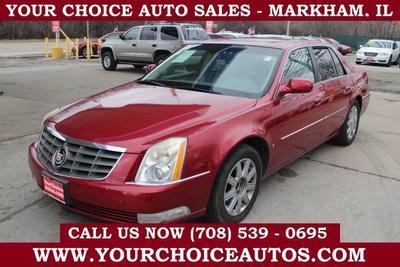 2006 Cadillac DTS Luxury for sale VIN: 1G6KD57Y66U100307