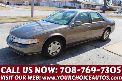 2000 Cadillac Seville SLS for sale VIN: 1G6KS54Y2YU160811
