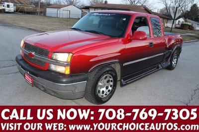 Chevrolet Silverado 1500 2003 for Sale in Posen, IL