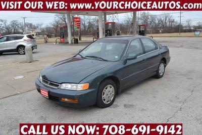 1997 Honda Accord  for sale VIN: 1HGCD5689VA179850