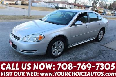 2011 Chevrolet Impala LS for sale VIN: 2G1WA5EK6B1186139
