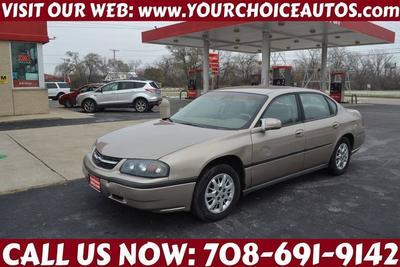 Chevrolet Impala 2002 for Sale in Posen, IL