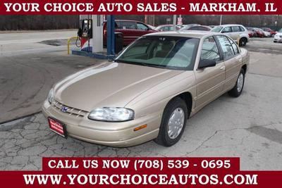 1998 Chevrolet Lumina  for sale VIN: 2G1WL52M3W9255649