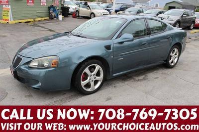 2007 Pontiac Grand Prix GXP for sale VIN: 2G2WC58C571144014