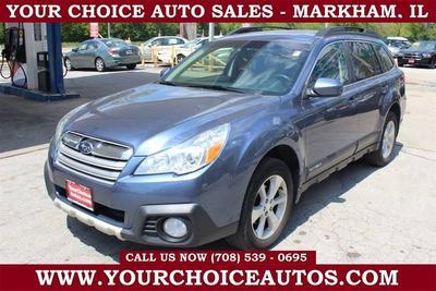 2014 Subaru Outback 2.5i Limited for sale VIN: 4S4BRCLC3E3256057