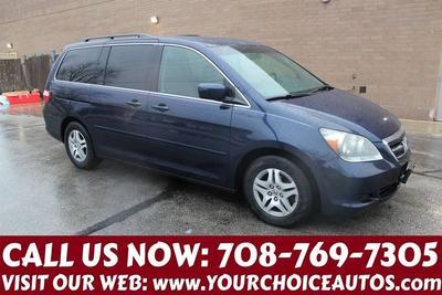 2007 Honda Odyssey EX-L for sale VIN: 5FNRL38697B026858