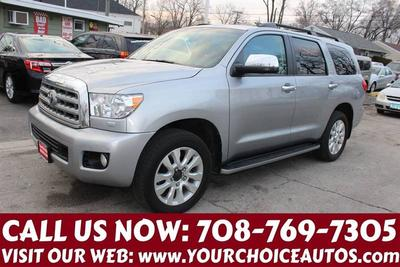 2010 Toyota Sequoia Platinum for sale VIN: 5TDDW5G14AS025655