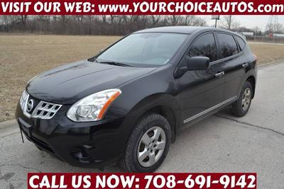 2013 Nissan Rogue S for sale VIN: JN8AS5MT7DW025940