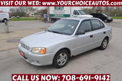 Hyundai Accent 2002 for Sale in Posen, IL