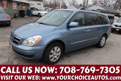 2007 Hyundai Entourage Limited for sale VIN: KNDMC233576028362