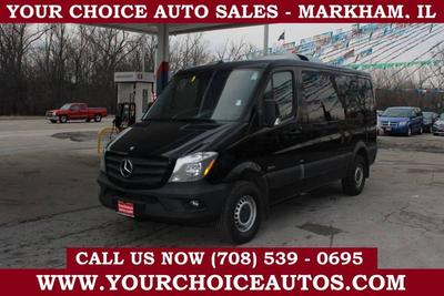2015 Mercedes-Benz Sprinter Normal Roof for sale VIN: WDZPE7DC4F5985380