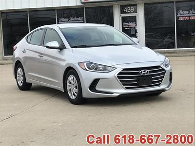 Hyundai Elantra 2017 a la venta en Troy, IL