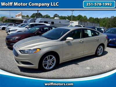 Ford Fusion Hybrid 2018 for Sale in Evergreen, AL