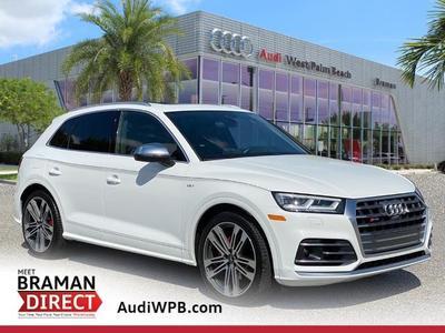 Audi SQ5 2018 for Sale in West Palm Beach, FL