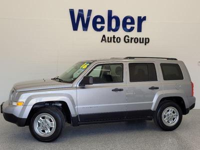 Jeep Patriot 2016 a la venta en Silvis, IL