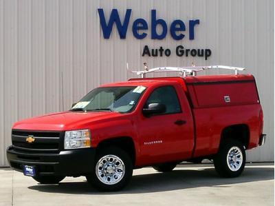 2013 Chevrolet Silverado 1500 Work Truck for sale VIN: 1GCNCPE03DZ335849