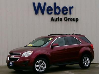 2011 Chevrolet Equinox LT for sale VIN: 2CNALDEC5B6386992
