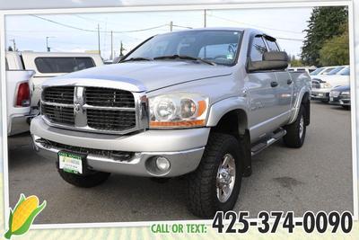 Dodge Ram 3500 2006 for Sale in Everett, WA