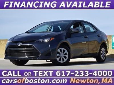 Toyota Corolla 2017 for Sale in West Newton, MA