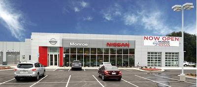 Monroe Nissan Image 8