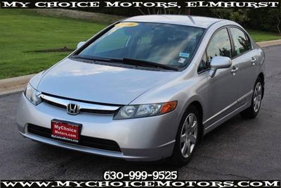 2006 Honda Civic LX for sale VIN: 1HGFA16516L081986