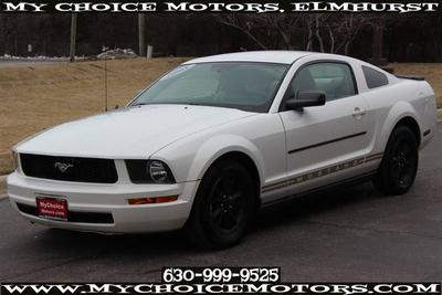 2008 Ford Mustang Deluxe for sale VIN: 1ZVHT80N585190992
