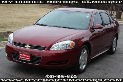 2008 Chevrolet Impala LT 50th Anniversary for sale VIN: 2G1WV58K381346308