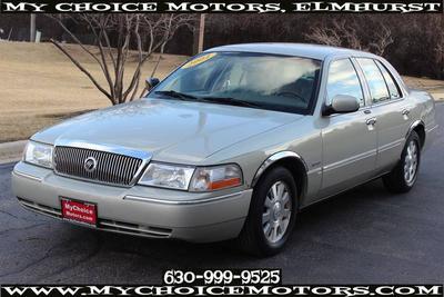 2004 Mercury Grand Marquis LS for sale VIN: 2MEFM75W74X684412
