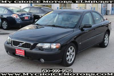 2004 Volvo S60 2.5T for sale VIN: YV1RH59H142332104