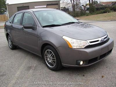 2011 Ford Focus SE for sale VIN: 1FAHP3FN0BW140316