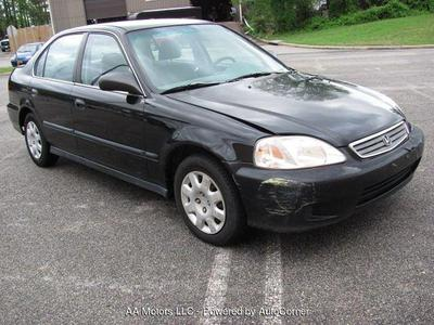 2000 Honda Civic LX for sale VIN: 2HGEJ6670YH542282