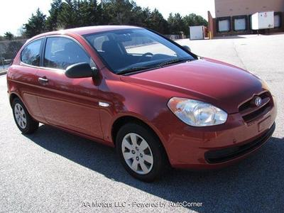 2008 Hyundai Accent GS for sale VIN: KMHCM36C08U102077