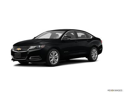 2016 Chevrolet Impala LT for sale VIN: 2G1115S36G9160074