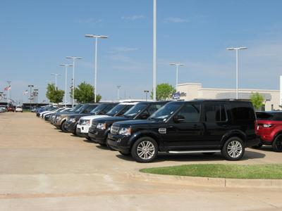 Land Rover Oklahoma City Image 8