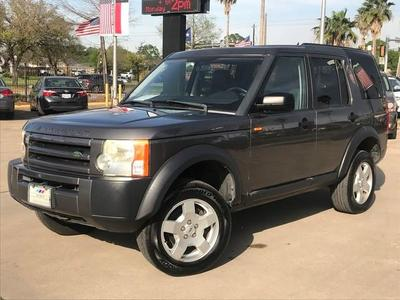 Land Rover LR3 2006 for Sale in Houston, TX