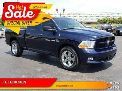 RAM 1500 2012 for Sale in Tyler, TX