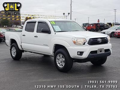 2013 Toyota Tacoma PreRunner for sale VIN: 5TFJU4GN2DX034519