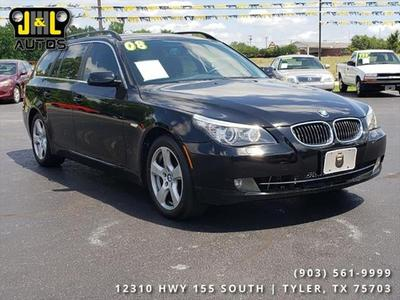 2008 BMW 535 xi for sale VIN: WBAPT73558CX00061