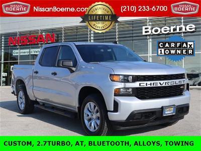 Chevrolet Silverado 1500 2021 a la Venta en Boerne, TX