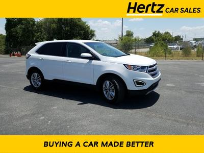 Ford Edge 2017 for Sale in San Antonio, TX