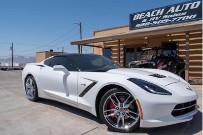 Chevrolet Corvette 2015 a la venta en Lake Havasu City, AZ