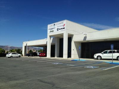 Lake Elsinore Chrysler Dodge Jeep Ram Image 2