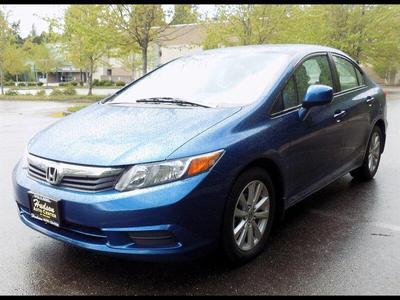 Honda Civic 2012 for Sale in Poulsbo, WA