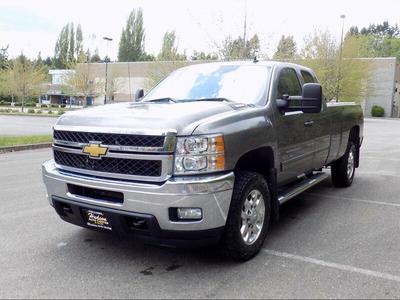 Chevrolet Silverado 3500 2012 a la venta en Poulsbo, WA