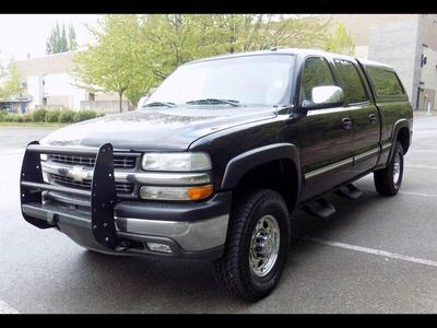 Chevrolet Silverado 1500 2002 for Sale in Poulsbo, WA