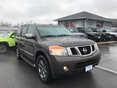 2013 Nissan Armada Platinum for sale VIN: 5N1BA0NC3DN604736